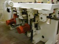 STETON P518+U MOULDER MACHINE, WITH 6 SPINDLES (5 + UNIVERSAL)