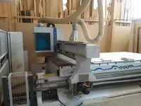 CNC HOMAG WEEKE BHP 210