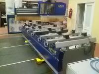 CENTRO DE TRABAJO CNC FORMAT 4 profit H22 de 4 ejes