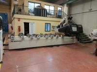 CNC MORBIDELLI, MODELO AUTHOR 644 SUPER RAPID
