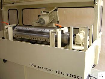 KALIN. Afiladoras GRINDER SL800