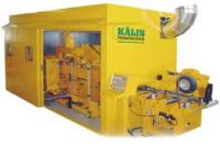 KALIN. Cepilladoras para vigas COMPACT
